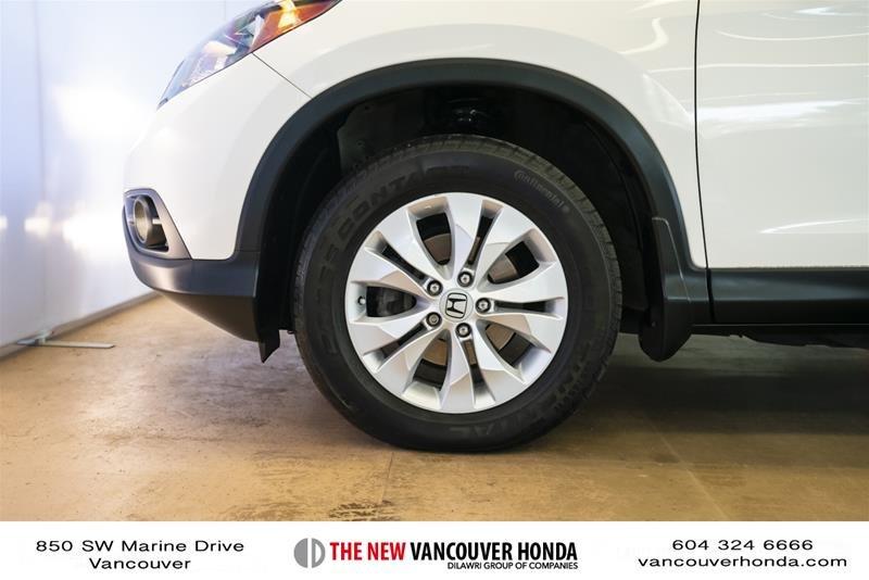 2014 Honda CR-V EX AWD in Vancouver, British Columbia - 9 - w1024h768px