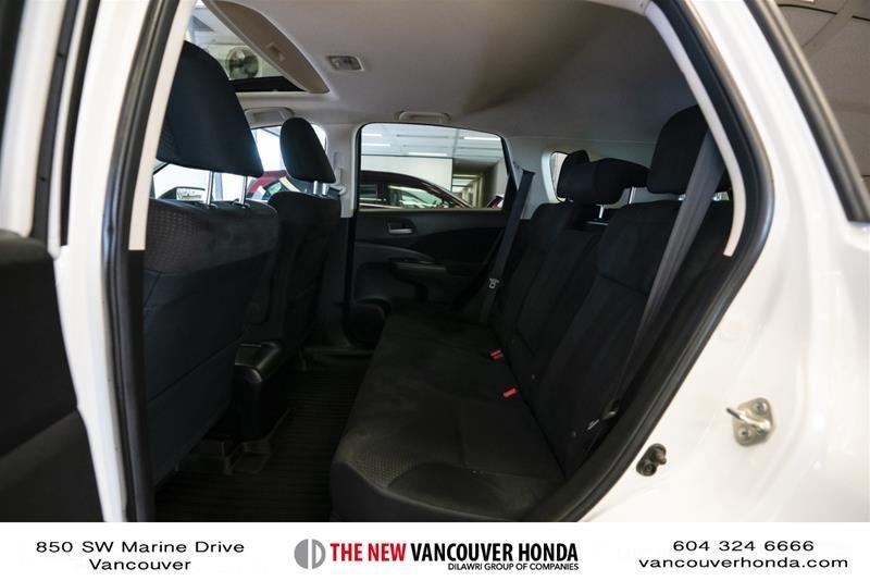 2014 Honda CR-V EX AWD in Vancouver, British Columbia - 12 - w1024h768px