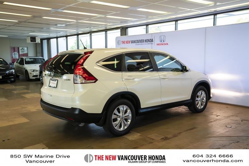2014 Honda CR-V EX AWD in Vancouver, British Columbia - 5 - w1024h768px