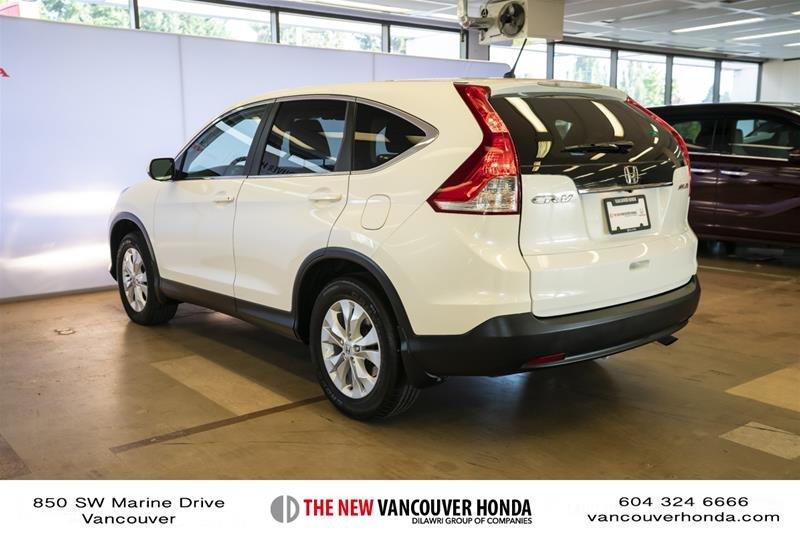 2014 Honda CR-V EX AWD in Vancouver, British Columbia - 7 - w1024h768px