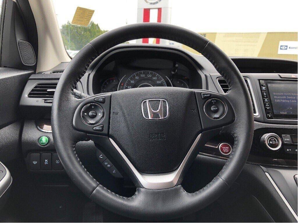2015 Honda CR-V EX-L AWD in Vancouver, British Columbia - 21 - w1024h768px