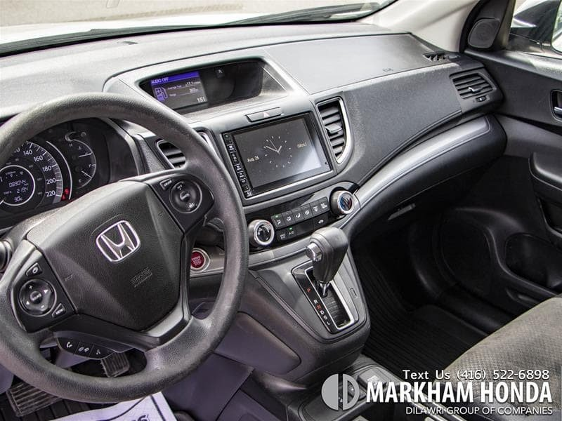 2015 Honda CR-V SE AWD in Markham, Ontario - 7 - w1024h768px