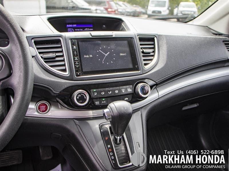 2015 Honda CR-V SE AWD in Markham, Ontario - 15 - w1024h768px