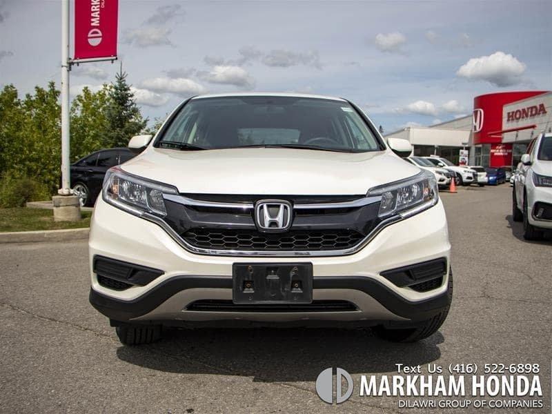 2015 Honda CR-V SE AWD in Markham, Ontario - 2 - w1024h768px
