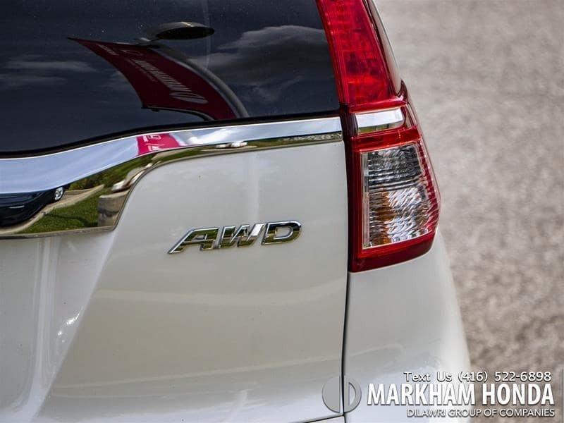 2015 Honda CR-V SE AWD in Markham, Ontario - 6 - w1024h768px