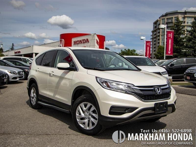 2015 Honda CR-V SE AWD in Markham, Ontario - 1 - w1024h768px