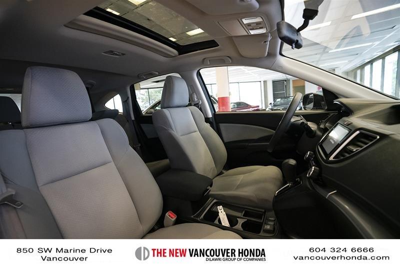 2015 Honda CR-V EX AWD in Vancouver, British Columbia - 17 - w1024h768px