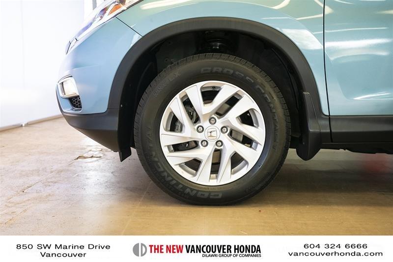 2015 Honda CR-V EX AWD in Vancouver, British Columbia - 9 - w1024h768px