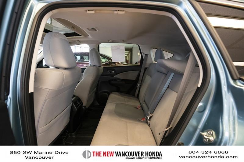 2015 Honda CR-V EX AWD in Vancouver, British Columbia - 12 - w1024h768px