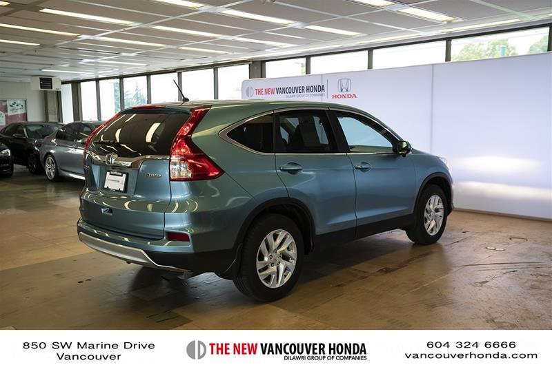 2015 Honda CR-V EX AWD in Vancouver, British Columbia - 5 - w1024h768px