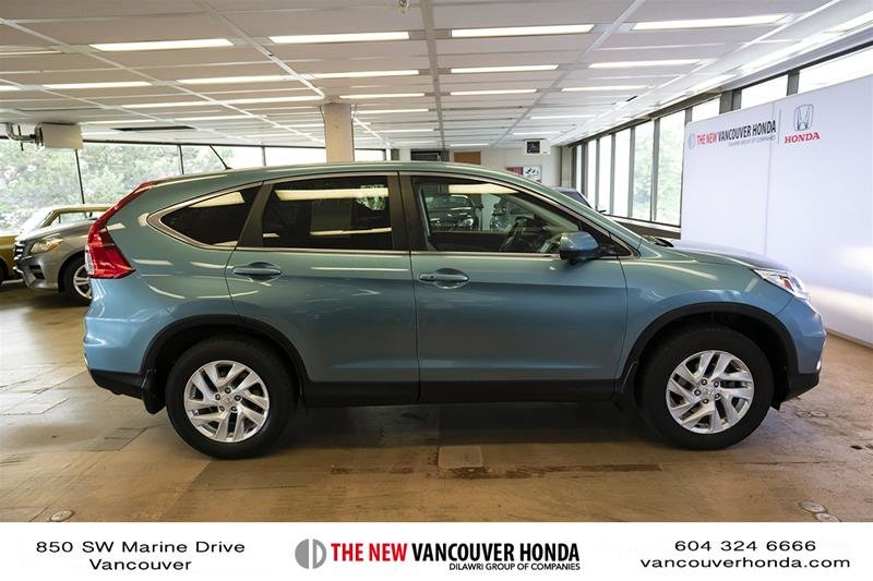 2015 Honda CR-V EX AWD in Vancouver, British Columbia - 4 - w1024h768px