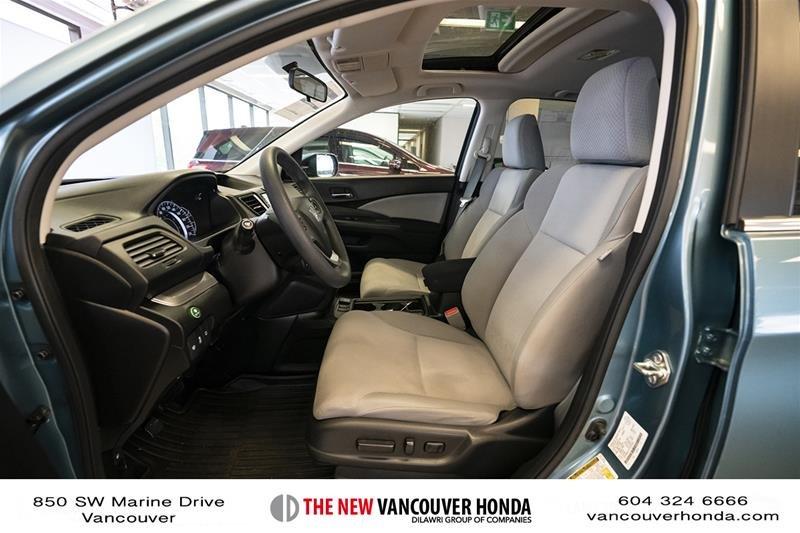 2015 Honda CR-V EX AWD in Vancouver, British Columbia - 10 - w1024h768px