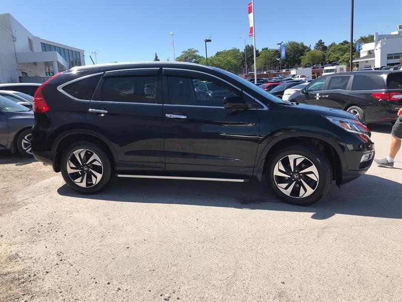 2015 Honda CR-V Touring AWD in Mississauga, Ontario - 3 - w1024h768px