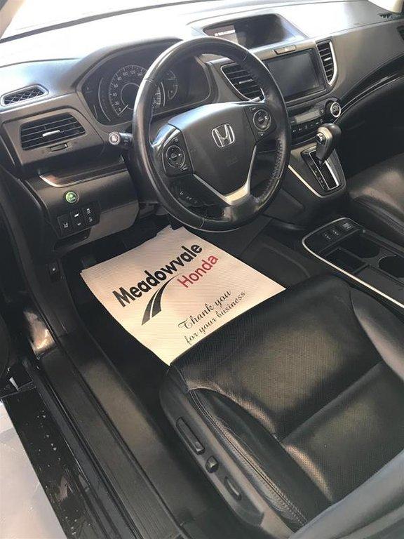 2015 Honda CR-V Touring AWD in Mississauga, Ontario - 6 - w1024h768px