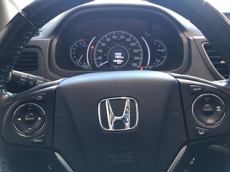 2015 Honda CR-V Touring AWD in Mississauga, Ontario - 9 - w1024h768px