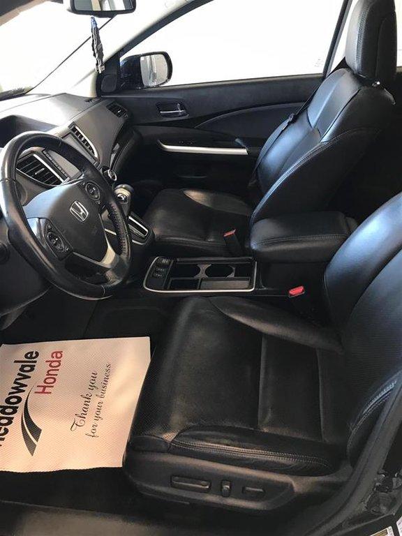 2015 Honda CR-V Touring AWD in Mississauga, Ontario - 7 - w1024h768px