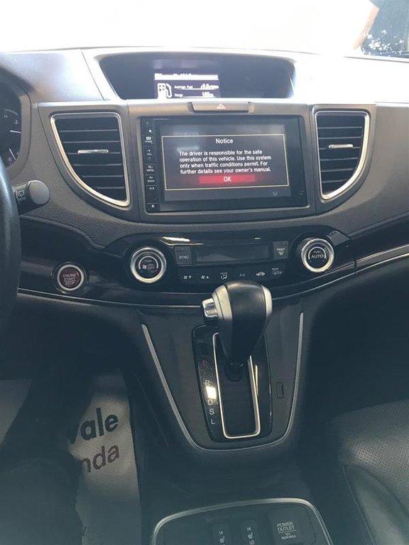 2015 Honda CR-V Touring AWD in Mississauga, Ontario - 11 - w1024h768px