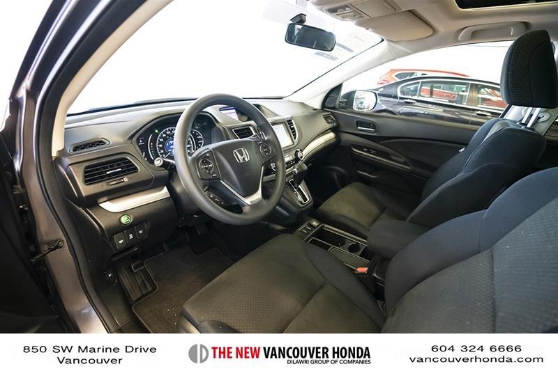 2016 Honda CR-V EX AWD in Vancouver, British Columbia - 11 - w1024h768px