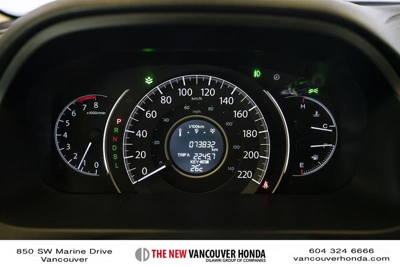 2016 Honda CR-V EX AWD in Vancouver, British Columbia - 22 - w1024h768px