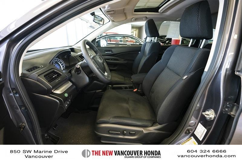 2016 Honda CR-V EX AWD in Vancouver, British Columbia - 32 - w1024h768px