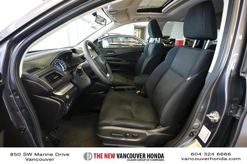 2016 Honda CR-V EX AWD in Vancouver, British Columbia - 10 - w1024h768px