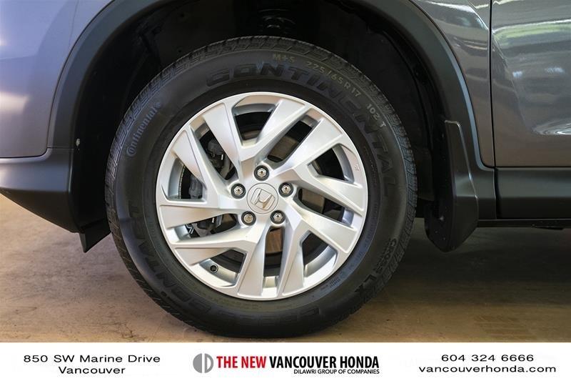 2016 Honda CR-V EX AWD in Vancouver, British Columbia - 9 - w1024h768px
