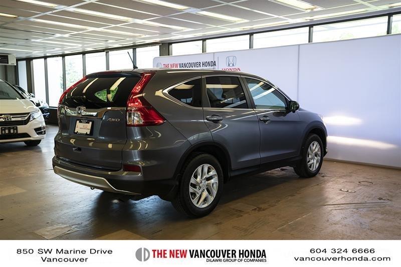 2016 Honda CR-V EX AWD in Vancouver, British Columbia - 27 - w1024h768px