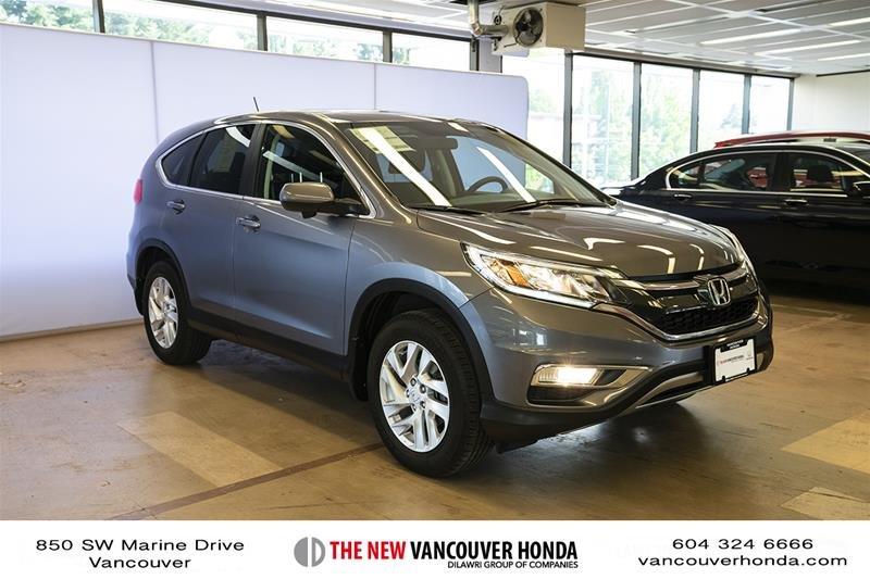 2016 Honda CR-V EX AWD in Vancouver, British Columbia - 3 - w1024h768px