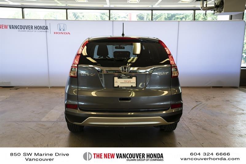 2016 Honda CR-V EX AWD in Vancouver, British Columbia - 6 - w1024h768px