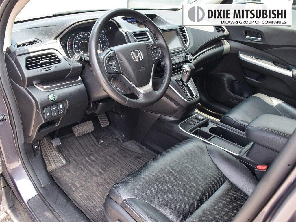 2016 Honda CR-V Touring AWD in Mississauga, Ontario - 10 - w1024h768px