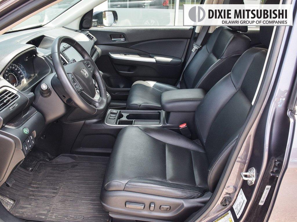2016 Honda CR-V Touring AWD in Mississauga, Ontario - 9 - w1024h768px