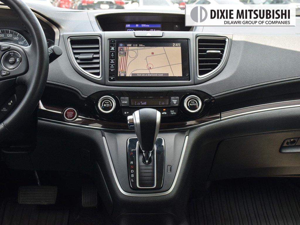 2016 Honda CR-V Touring AWD in Mississauga, Ontario - 17 - w1024h768px