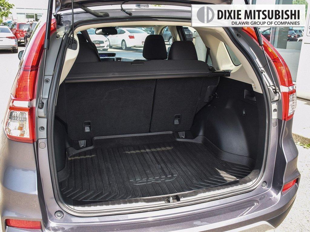 2016 Honda CR-V Touring AWD in Mississauga, Ontario - 28 - w1024h768px