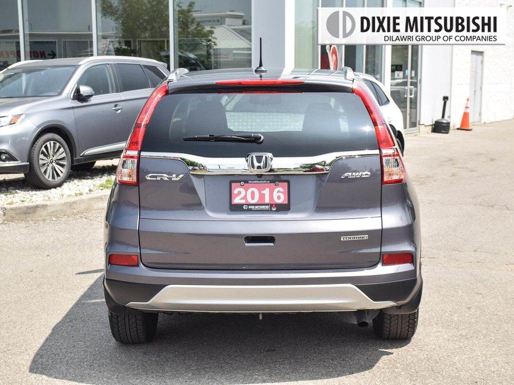 2016 Honda CR-V Touring AWD in Mississauga, Ontario - 4 - w1024h768px
