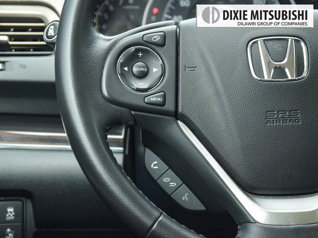 2016 Honda CR-V Touring AWD in Mississauga, Ontario - 13 - w1024h768px