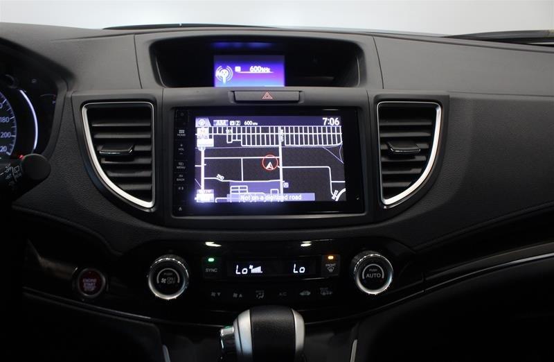 2016 Honda CR-V Touring AWD in Regina, Saskatchewan - 7 - w1024h768px