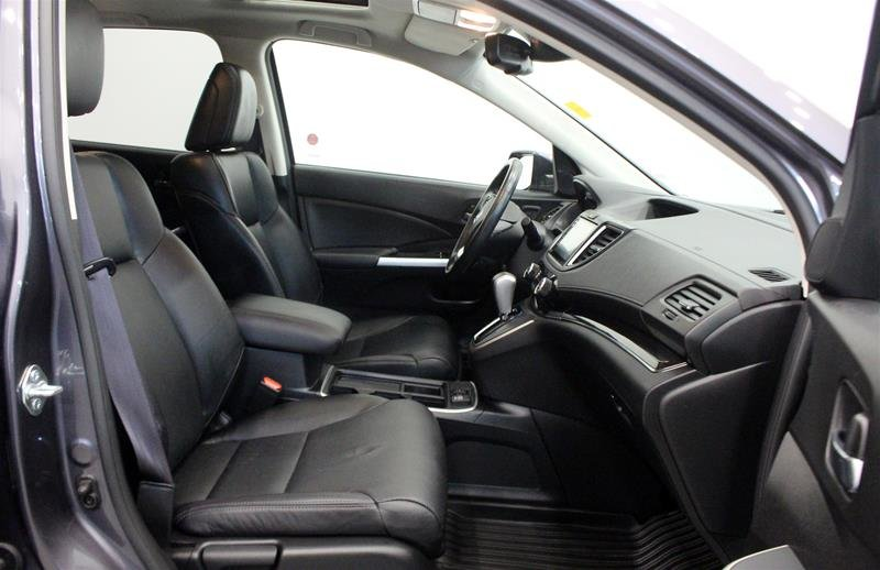 2016 Honda CR-V Touring AWD in Regina, Saskatchewan - 15 - w1024h768px
