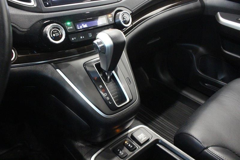 2016 Honda CR-V Touring AWD in Regina, Saskatchewan - 4 - w1024h768px