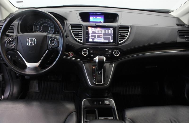 2016 Honda CR-V Touring AWD in Regina, Saskatchewan - 14 - w1024h768px