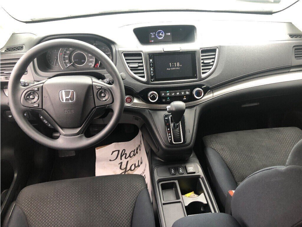 2016 Honda CR-V SE AWD in Vancouver, British Columbia - 13 - w1024h768px