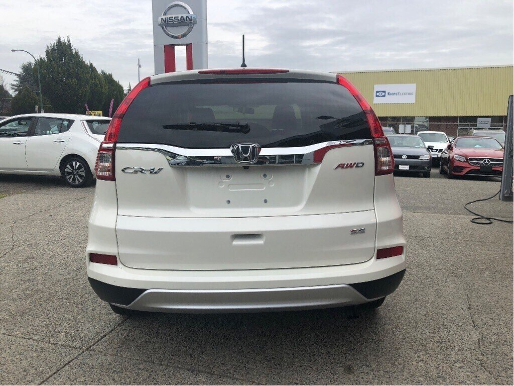 2016 Honda CR-V SE AWD in Vancouver, British Columbia - 6 - w1024h768px