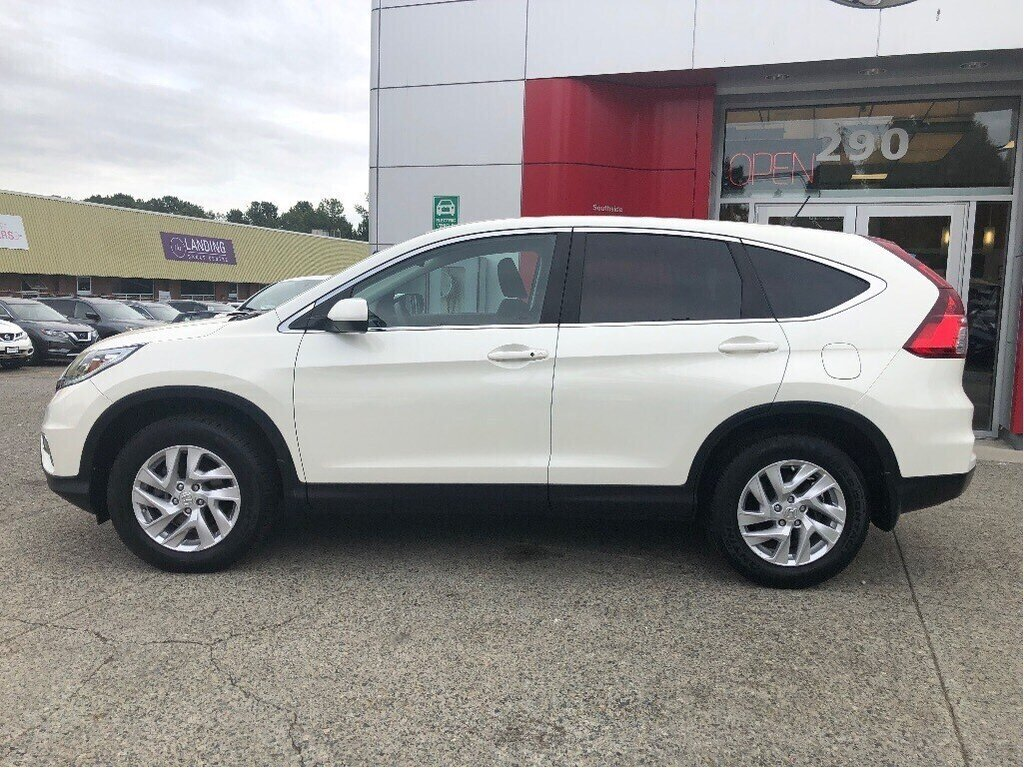 2016 Honda CR-V SE AWD in Vancouver, British Columbia - 8 - w1024h768px