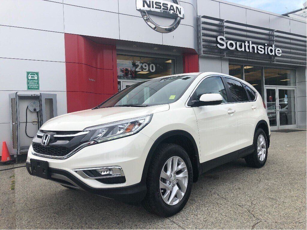 2016 Honda CR-V SE AWD in Vancouver, British Columbia - 1 - w1024h768px