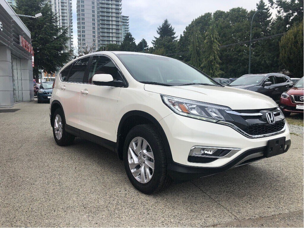 2016 Honda CR-V SE AWD in Vancouver, British Columbia - 3 - w1024h768px