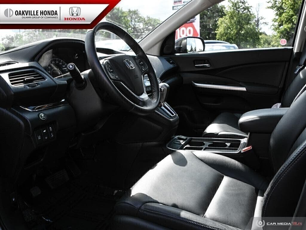 2016 Honda CR-V Touring AWD in Oakville, Ontario - 13 - w1024h768px
