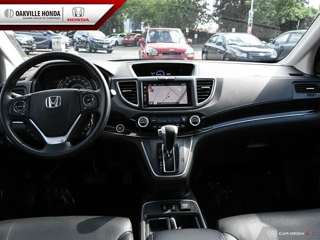 2016 Honda CR-V Touring AWD in Oakville, Ontario - 25 - w1024h768px