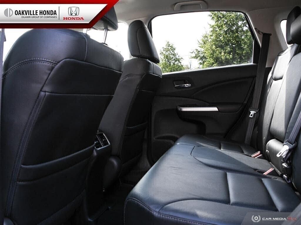 2016 Honda CR-V Touring AWD in Oakville, Ontario - 24 - w1024h768px