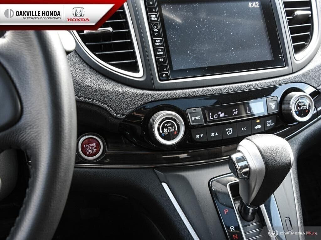 2016 Honda CR-V Touring AWD in Oakville, Ontario - 20 - w1024h768px