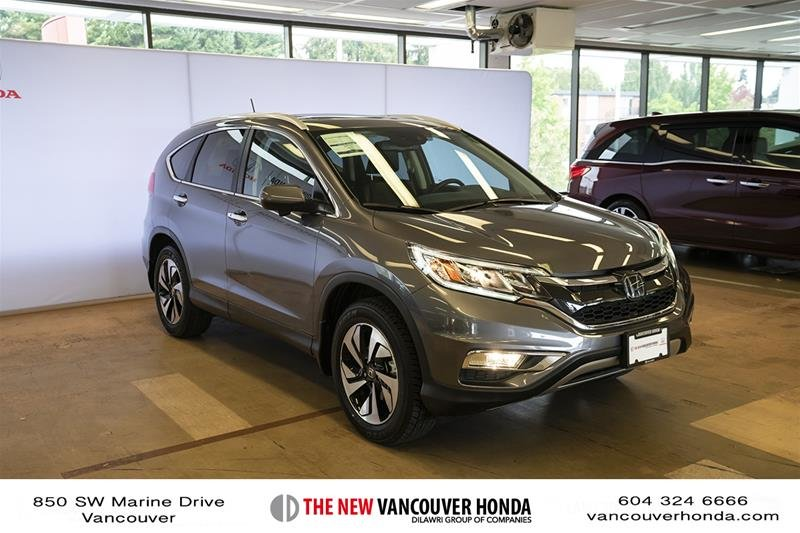 2016 Honda CR-V Touring AWD in Vancouver, British Columbia - 3 - w1024h768px