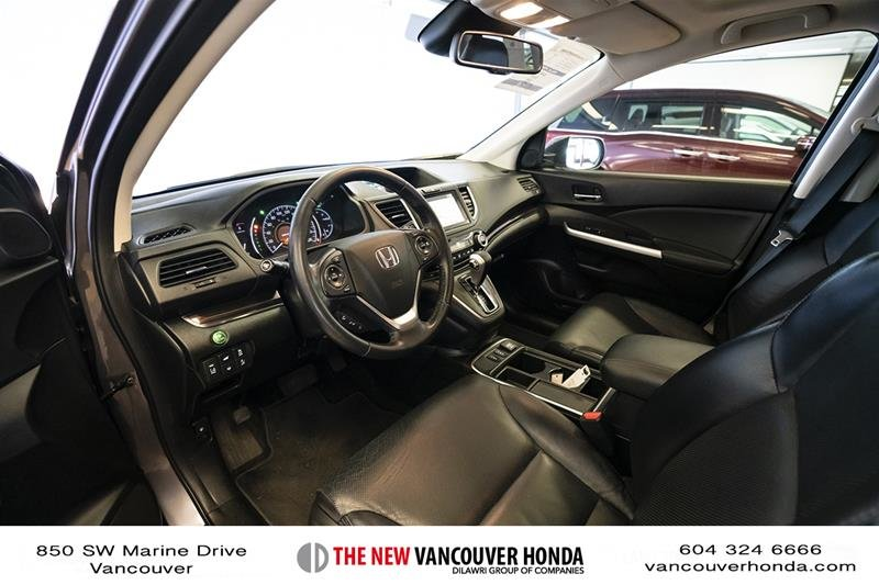 2016 Honda CR-V Touring AWD in Vancouver, British Columbia - 11 - w1024h768px